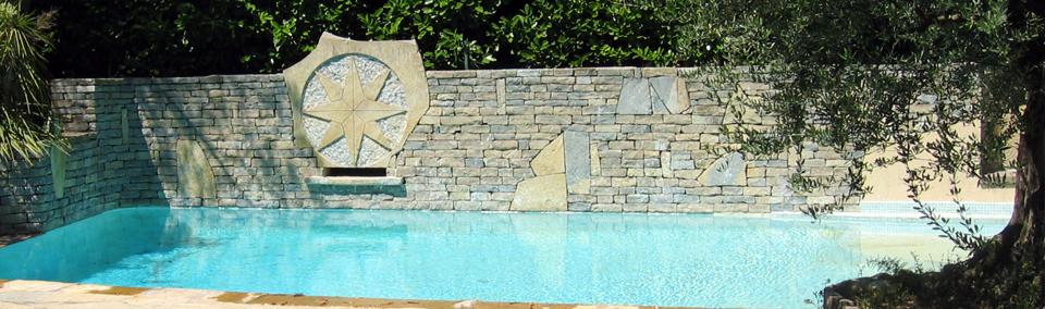 jardin service murs en pierre arrosage automatique. Black Bedroom Furniture Sets. Home Design Ideas